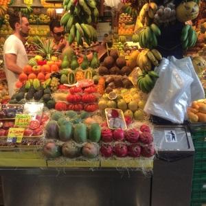 Fantastic produce at the market